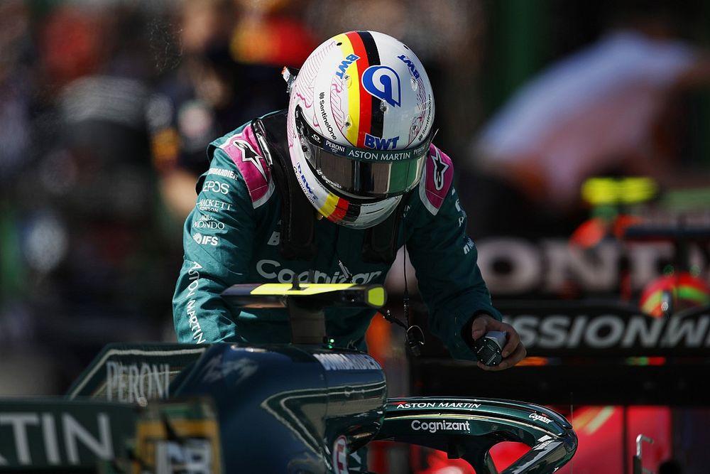 Vettel: Logikus, hogy Stroll kapta meg a fejlesztési csomagot