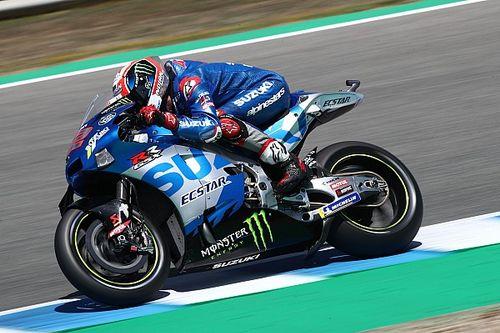 Rins, MotoGP'deki kazalarına rağmen hâlâ ''kendinden emin''