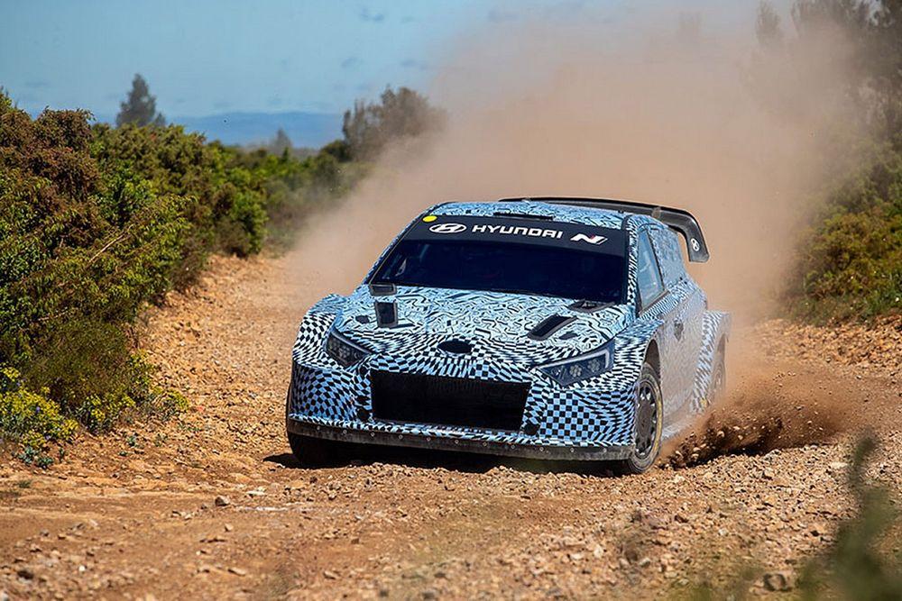 Rally1 jak Formuła E