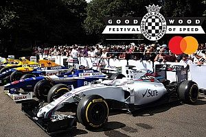 LIVE: Goodwood Festival of Speed - Vrijdag