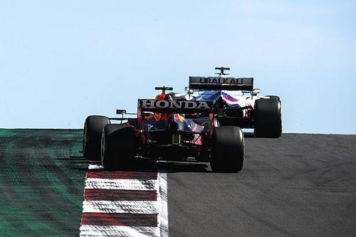Verstappen frustré par le trafic à Portimão