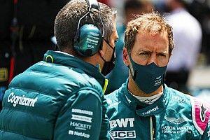 Vettel is megkapja hétvégén a Stroll autójára került fejlesztéseket