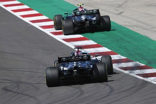 El alerón trasero que dio alas a Hamilton en Portugal