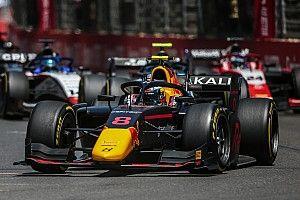 Bakü F2: Vips, olaylı yarışı Beckmann'ın önünde kazandı