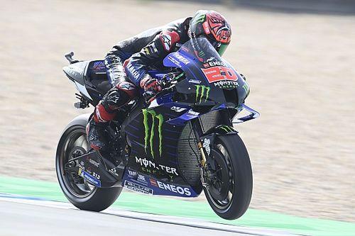 """Arm struggles had Quartararo """"scared"""" in Assen MotoGP race"""