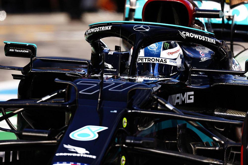 Bottas se rassure en renouant avec le podium