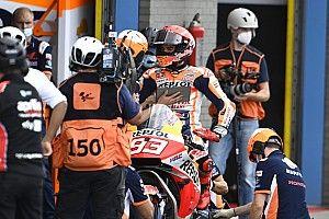 Target Sederhana Marquez di Sisa MotoGP 2021