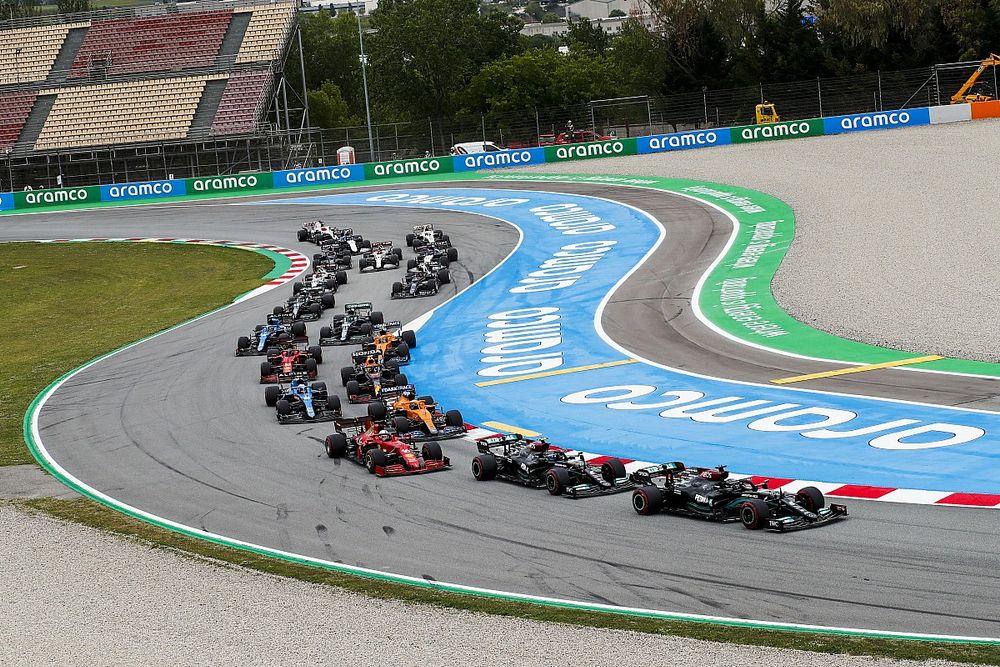 Leclerc explains sensational Bottas pass in F1 Spanish GP
