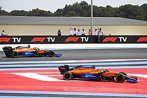 "Norris va ""discuter"" avec un Ricciardo ""agressif"""