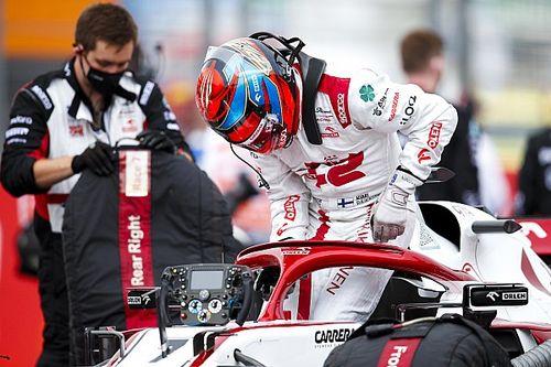 Alfa Romeo Tidak Tahu soal Masa Depan Raikkonen