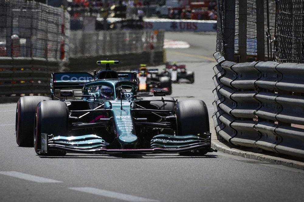 Vettel et Alonso déplorent le changement de format à Monaco