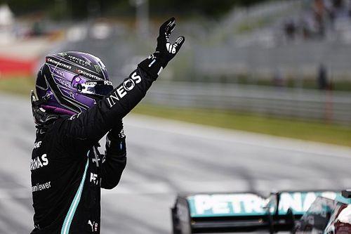 Stats Styrie 2021 - Hamilton égale encore un record de Schumacher