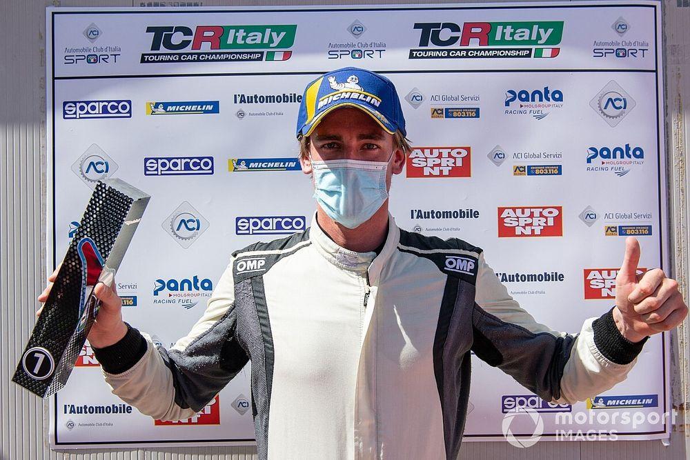 """TCR Italy, Ceccon: """"Successo emozionante, ora continuiamo così"""""""