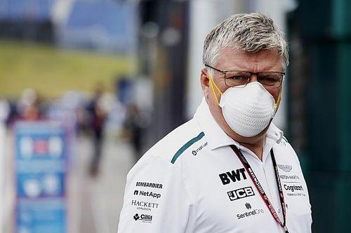Chegada de Whitmarsh não mudará chefia da Aston Martin na Fórmula 1