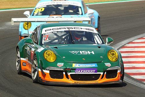 Porsche GT3 Cup: Salles se complica no início, mas triunfa no Velocitta