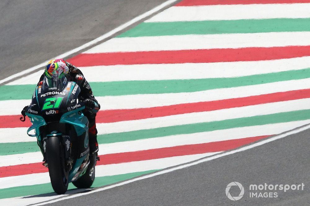"""Morbidell: """"Aún no sé qué moto llevaré en 2022, pero sí que correré con Petronas"""""""