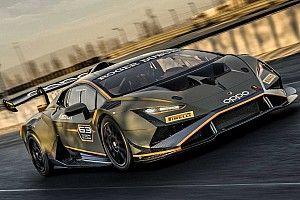 La Lamborghini Huracan Super Trofeo EVO2 montre les muscles!
