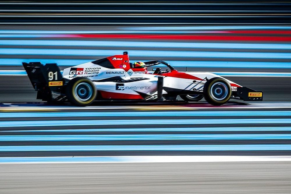 FRECA: Dudu Barrichello encara desafio em Paul Ricard no fim de semana