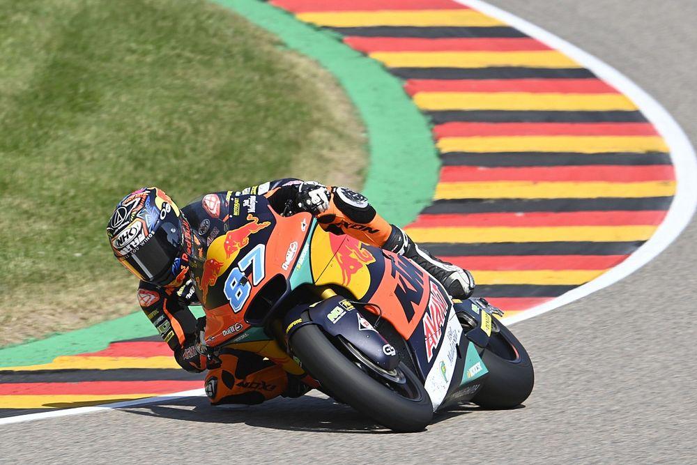 Hasil Race Moto2 Jerman: Dobel Rekor Gardner