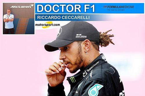 """Ceccarelli: """"Lewis all'inseguimento è in una modalità nuova"""""""
