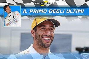 Ricciardo: la freccia spuntata della McLaren