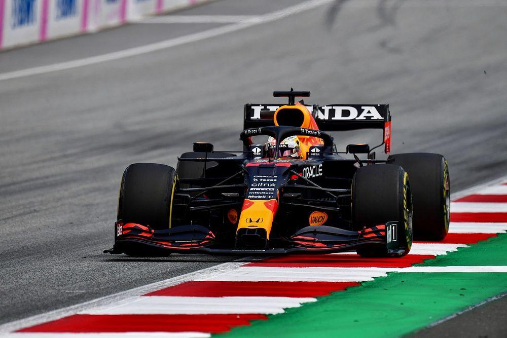 斯蒂利亚大奖赛FP2:汉密尔顿快速圈被取消后,维斯塔潘继续占据第一