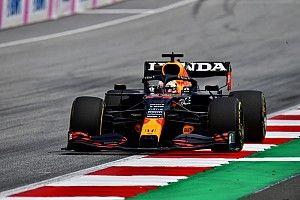 Verstappen ne crie pas victoire malgré son meilleur temps