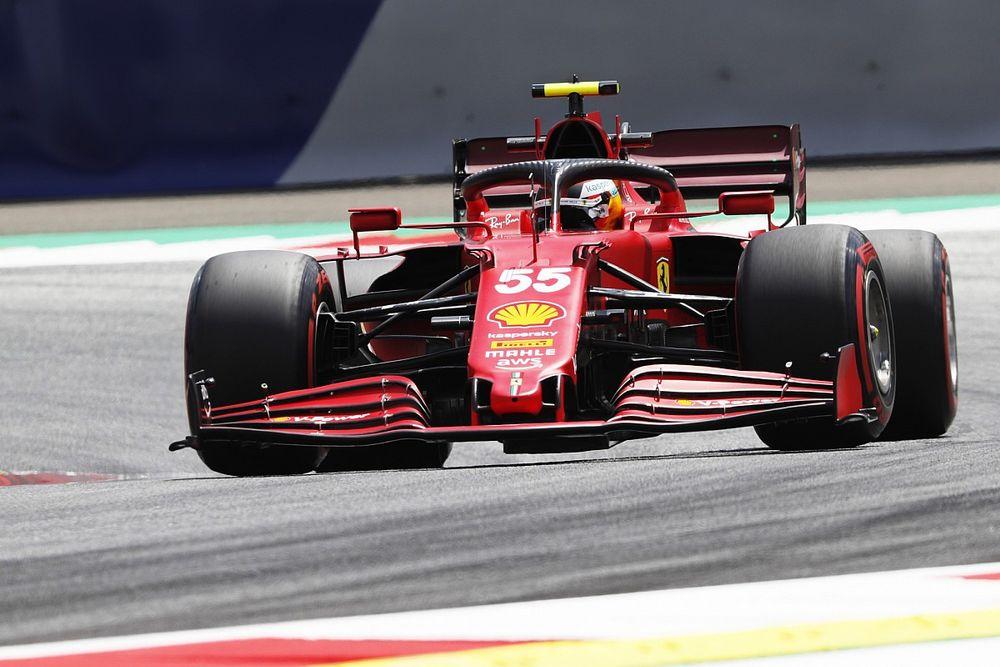 Ferrari n'a pas encore vraiment résolu ses problèmes de pneus