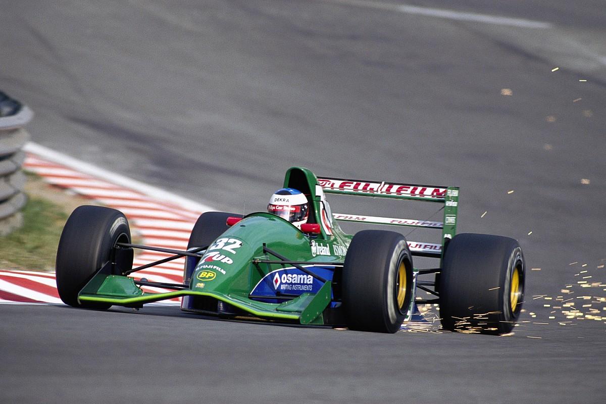 Photos - Le tout premier Grand Prix de Michael Schumacher