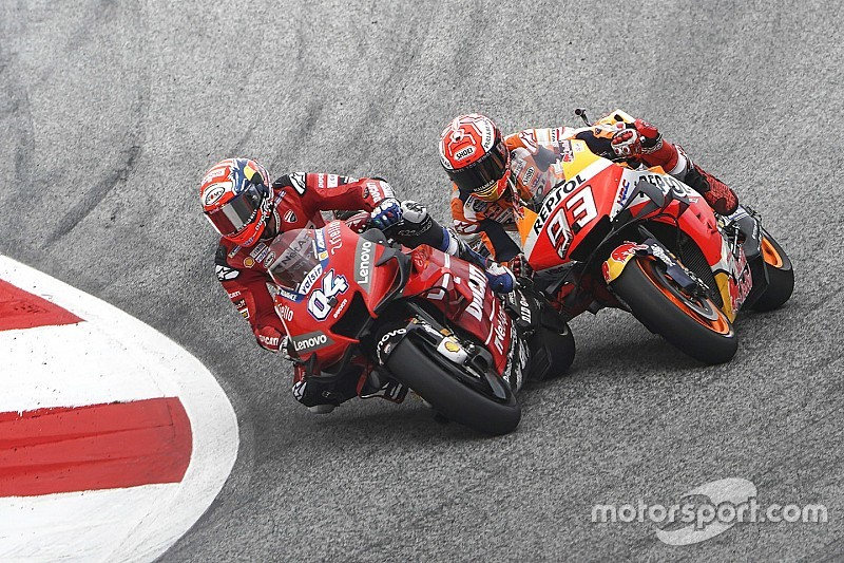 Stats - Dovizioso et Márquez pulvérisent les records du Red Bull Ring