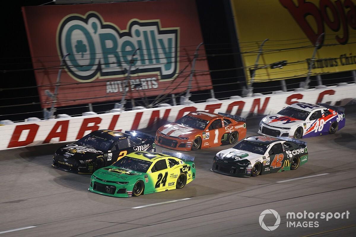 NASCAR chce wrócić 17 maja