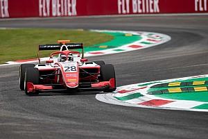 فورمولا 3: شفارتزمان يفوز بسباق مونزا الأول وبيروني يتعرّض لحادثة مروّعة
