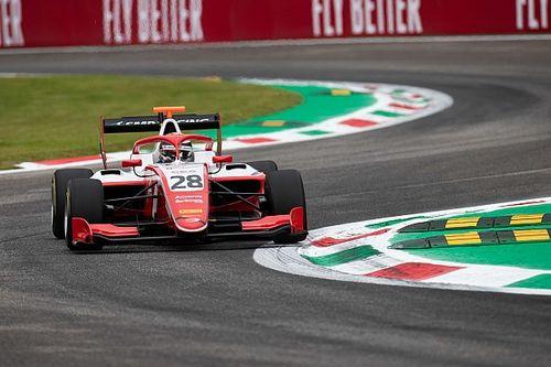 Monza F3: Shwartzman wins, Peroni in horror crash