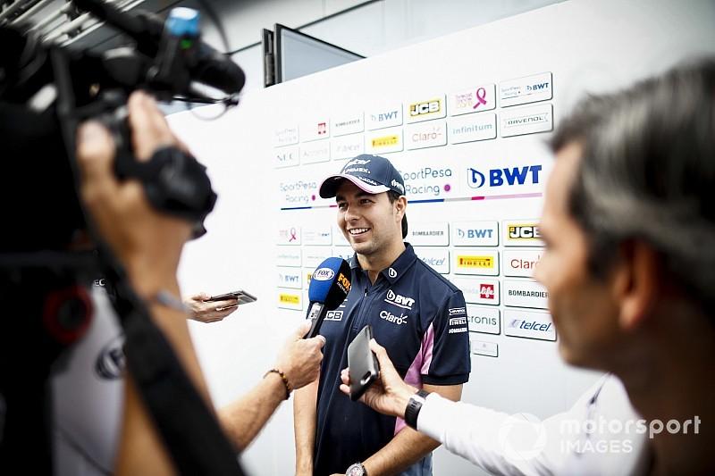 Perez wierzy w Racing Point