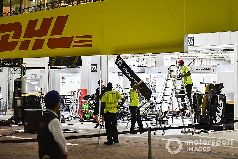 Insight: How the F1 paddock is tackling the typhoon threat