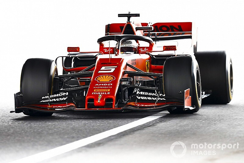 Why Ferrari will test two F1 cars in February