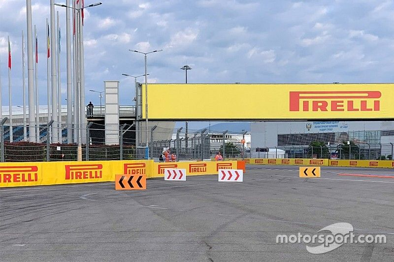 F1 introduces new slalom track limits solution
