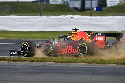 Буэми разбил машину Red Bull на тестах Pirelli