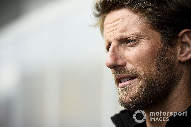 Grosjean to represent drivers in next F1 rules meeting