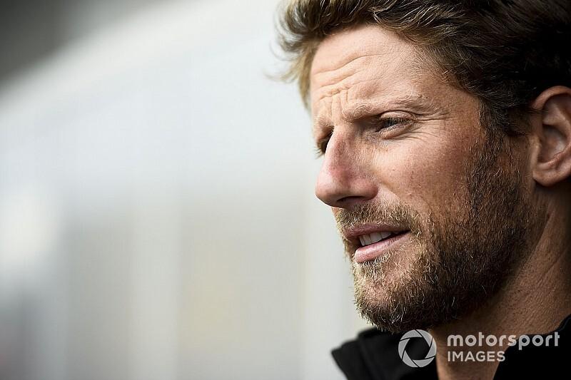 غروجان يمثّل السائقين في اجتماع الفورمولا واحد المُقبل لمناقشة قوانين 2021