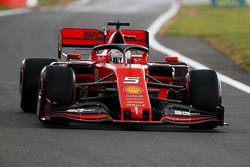 """Vettel sixième sur la grille : """"Au moins, j'ai participé…"""""""