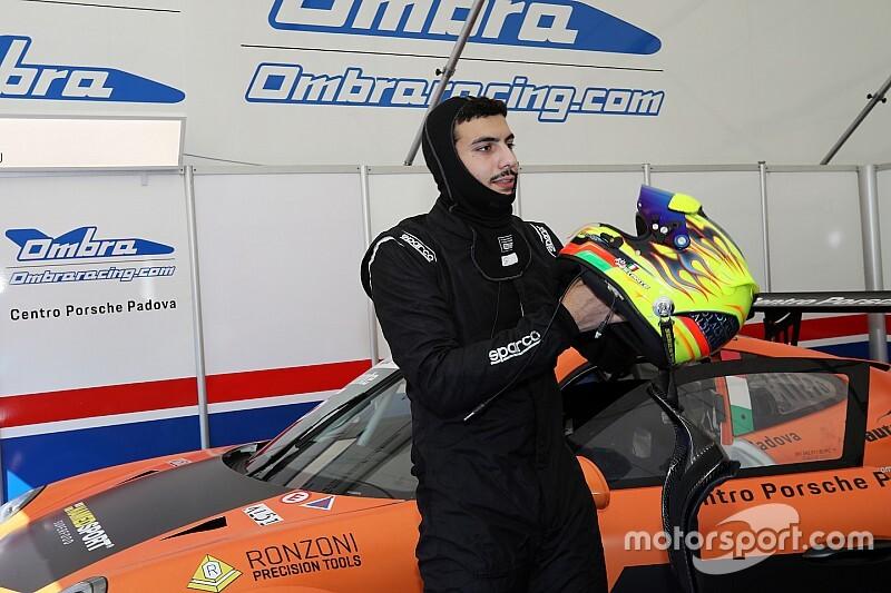 Carrera Cup Italia, Ombra Racing conferma Festante per il 2020