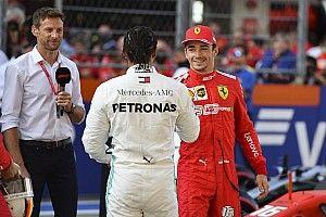 """Hamilton: """"Ferrari ha ido más allá, tienen un modo reactor"""""""