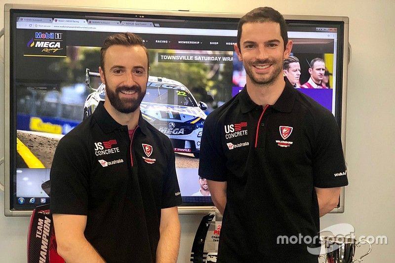 Rossi, Hinchcliffe join Bathurst 1000 field