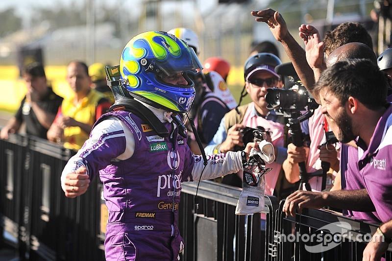 Campos admite que preservou pneus em treinos para conquista de pole position