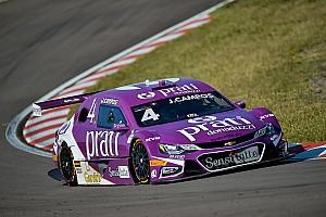 Stock Car: Julio Campos lidera de ponta a ponta e vence corrida 1 em Santa Cruz