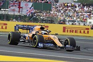 Norris pusht McLaren nog meer verbetering te laten zien