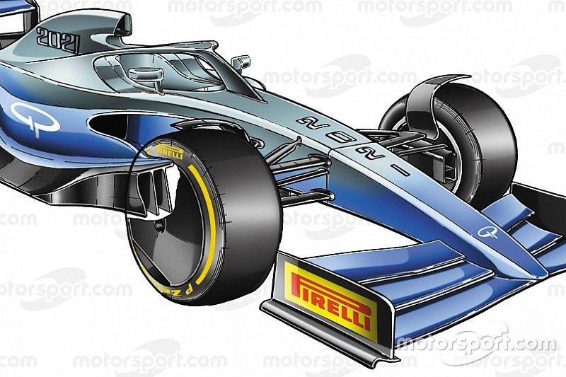 """Brawn rechaza quejas """"sin sentido"""" sobre los F1 2021"""
