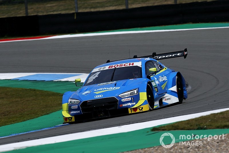 DTM, Assen, Libere 2: Frijns conferma lo strapotere Audi