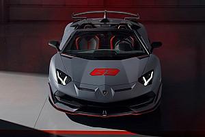 Ediciones especiales de Lamborghinis Aventador y Huracán en Monterey